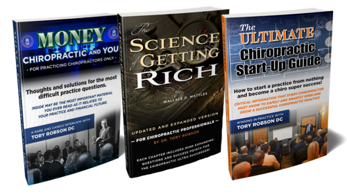 Tory's 3 books